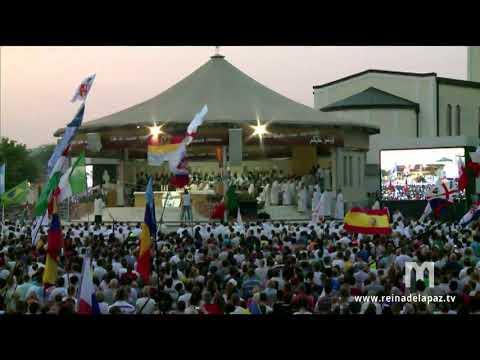 Sanctus Dominus Deus Sabaoth - Mladifest Medjugorje
