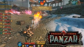 PANZAR - pvp 'Туманный Перегон'