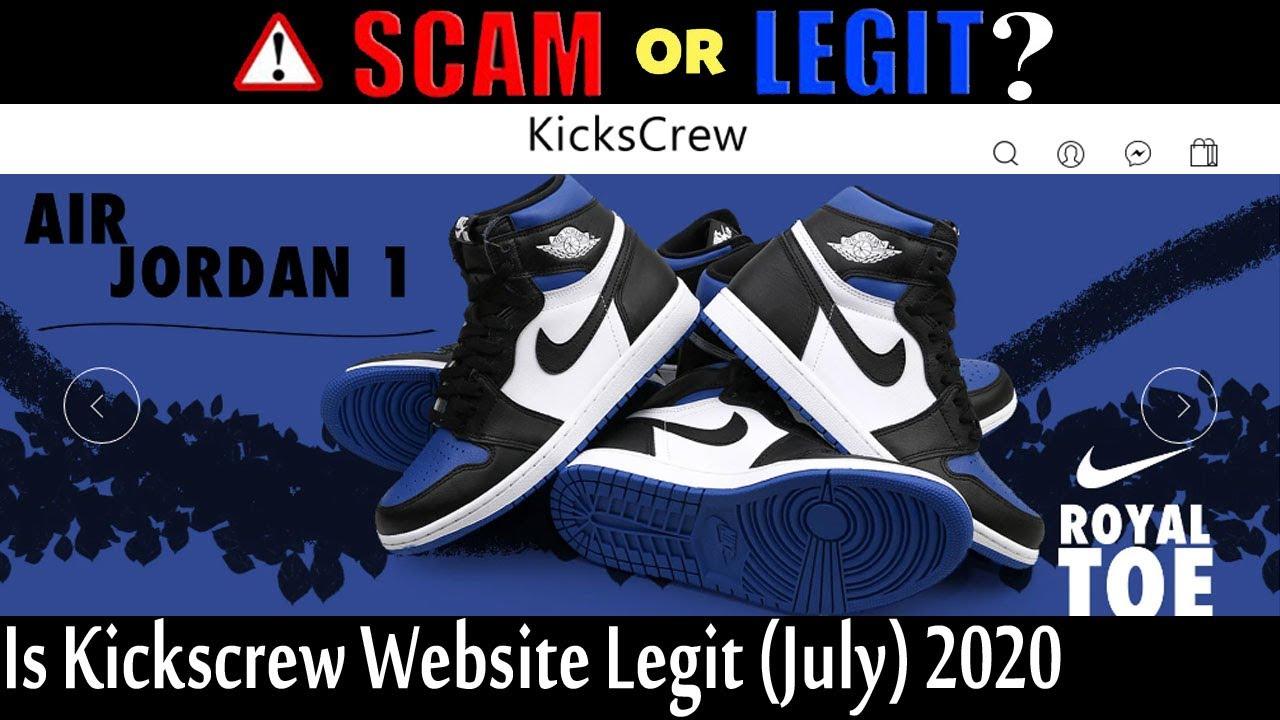 Is Kickscrew Website Legit {July 2020