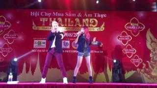 (11/8/16- SVĐ Hoa Lư)- Người yêu cũ remix- Thanh Duy ft Khởi My