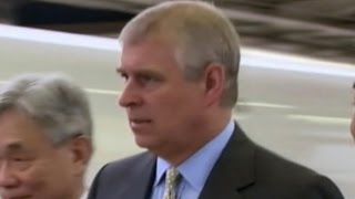 Prince Andrew Sex Scandal: Royal Family Fights Under-age Sex Accusations