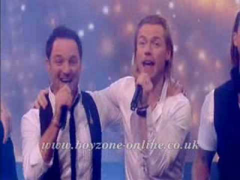 Boyzone Medley and Better - Here comes the Boys