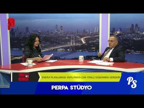 Türkiye ve Dünyada Enerji Politikaları