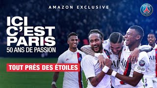🔜📺 𝗜𝗖𝗜 𝗖'𝗘𝗦𝗧 𝗣𝗔𝗥𝗜𝗦 : #ToutPrèsDesÉtoiles - Amazon Prime Video Trailer