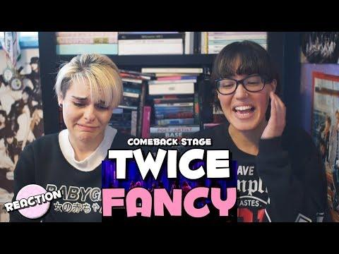 TWICE 트와이스 - FANCY ★ COMEBACK STAGE REACTION