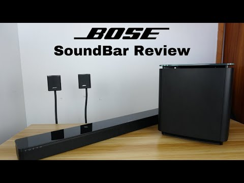 2019 Bose Soundbar REVIEW - The best Soundbar to watch Game OF Thrones ????