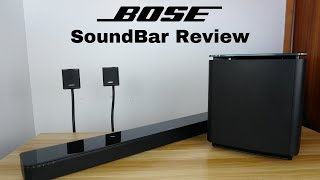 2019 Bose Soundbar REVIEW - Th…