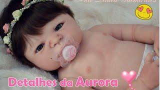 Detalhes da Aurora (Bebê reborn kit Victoria) thumbnail