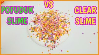 Pofuduk Slime VS Clear Slime Challenge - Eğlenceli Path Path Zeka Oyunu - Vak Vak TV