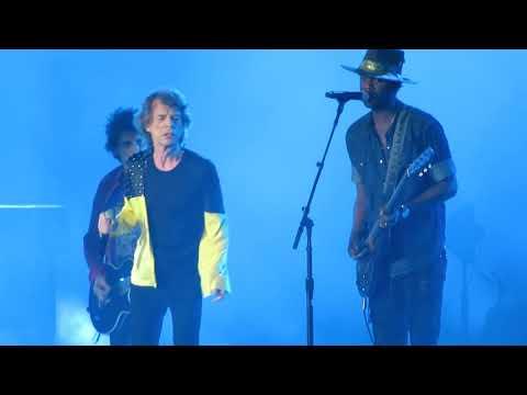 Mel Taylor - Rolling Stones & Gary Clark JR. JAMMM.... LOVE THIS!