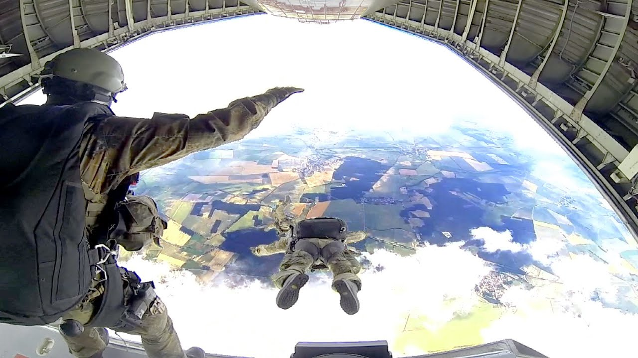 Free Fall Wallpaper Pics Fallschirmj 228 Ger Trainieren Freifall Bundeswehr Youtube