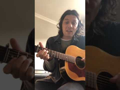 """James Bay Playing His Single """"Bad"""" On Instagram Live, 6 May, 2019"""
