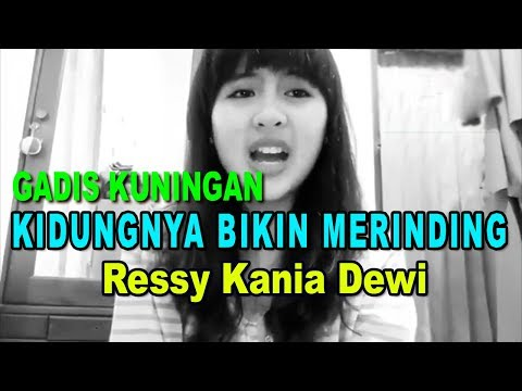 VIRAL.. SUARA KIDUNG NYA YANG BIKIN MERINDING || RESSY KANIA DEWI