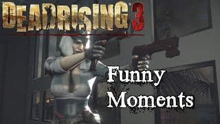 Dead Rising 3 PC Funny Moments - Part 11 - Alonely