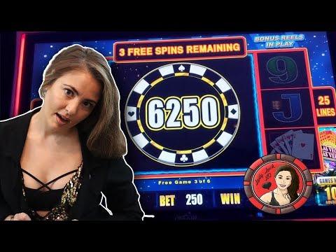 Lightning Link HANDPAY JACKPOT & $12K Jackpot on Cleo 2 - 동영상