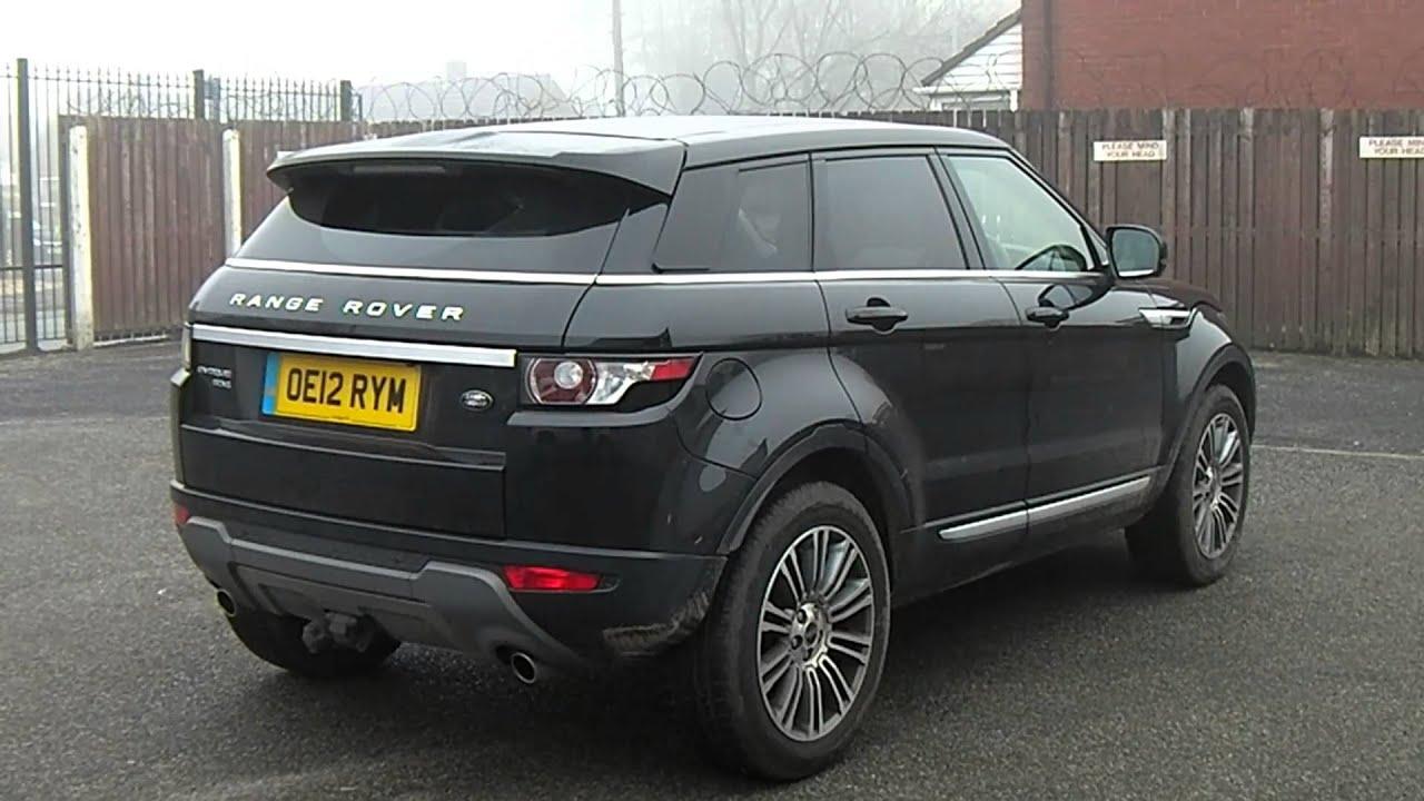 Range Rover Evoque Lease Deal – Lamoureph Blog