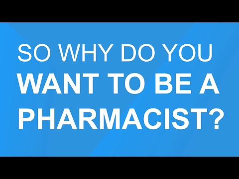 why i have always wanted to become a pharmacist I have always wanted to help children, and this is what drove me to be a paediatrician i am kind and loving, and therefore an excellent doctor that children can trust.