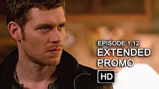 The Originals 1x12 Extended Promo - Dance Back from the Grave [HD]