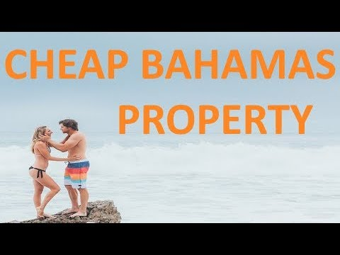 CHEAP PRIVATE ISLAND IN THE BAHAMAS   ABL 58974