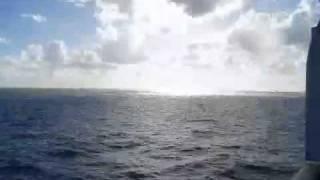 Qv015 - Queen Victoria (timelapse Video Zeebrugge To Le Havre)