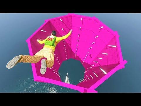 TUBO CON 8.000 PINCHOS! - CARRERA GTA V ONLINE - GTA 5 ONLINE
