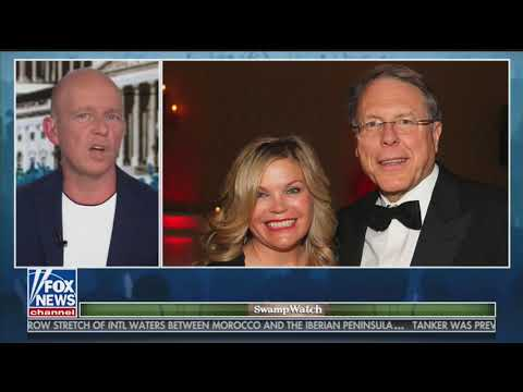 Fox News host to NRA head: You are 'an odious little grifter'