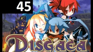 Disgaea Hour of Darkness [part 45] Post Game - Alternate Netherworld, Overlord Priere