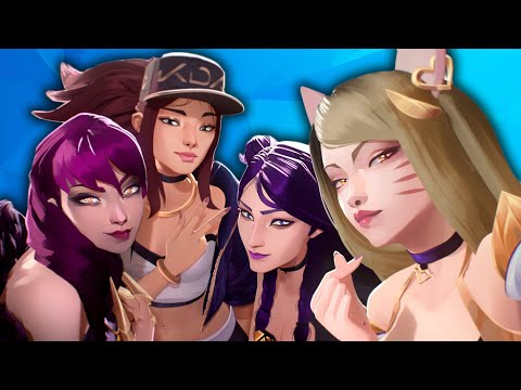 When The Whole Squad Plays VRCHAT