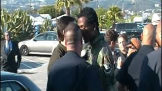 Angry Residents Confront Oakland Police Chief & Run Him out Over Lies about Alan Blueford Killing