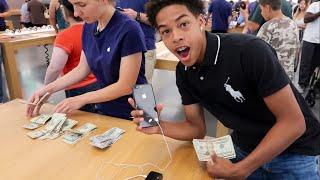 iPhone 8 Plus Pick Up Vlog