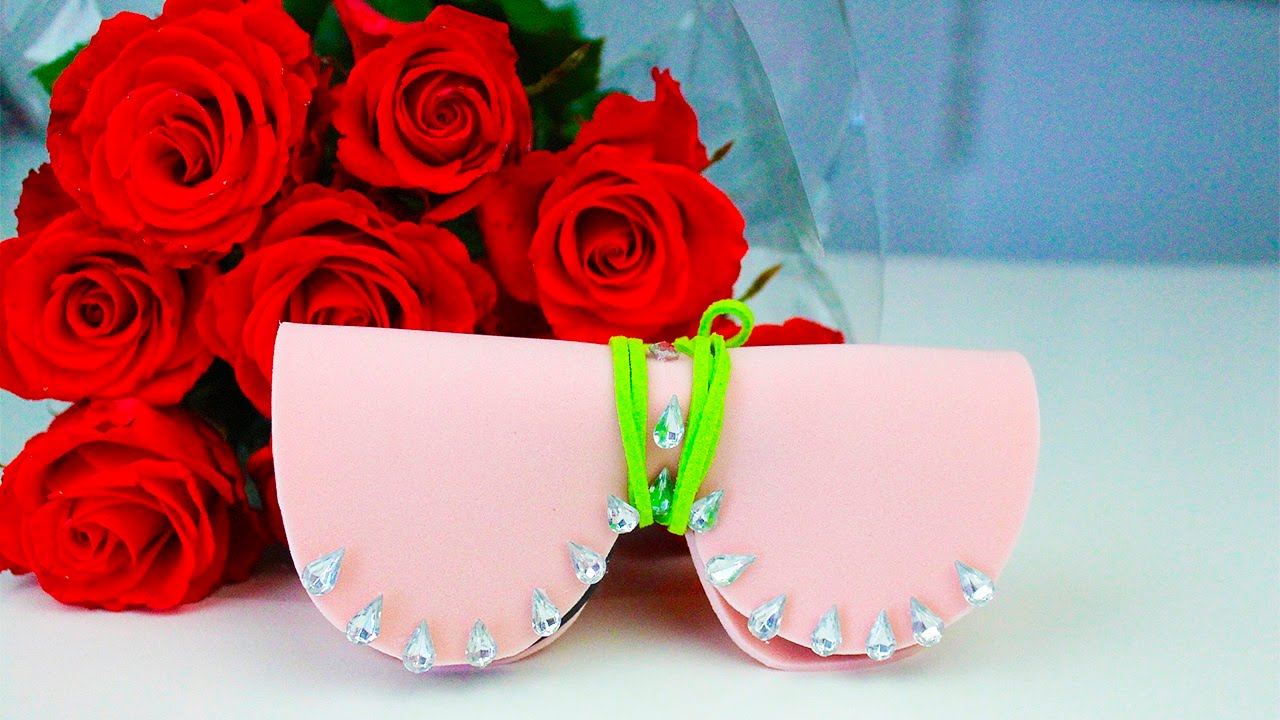 DIY Sunglasses Case   Summer DIY (Easy & No Sew) - YouTube