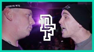 SHOX THE REBEL VS RAPTOR WARHURST | Don't Flop Rap Battle