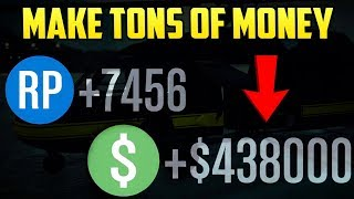 GTA Online - How To Make Millions THIS WEEK ONLY By Basically Doing Nothing!