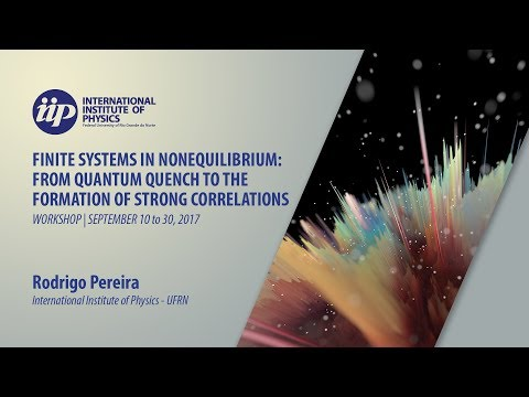 Dynamics of a quantum spin-orbital liquid - Rodrigo Pereira