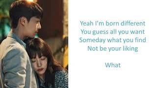 Elaine (일레인) - search [search www ost part 2] easy lyrics