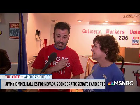 Jimmy Kimmel: Democrats Will Protect Pre-Existing Conditions | MSNBC