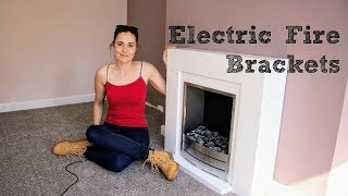 Making an Electric Fire Plumb & Creating Brackets | The Carpenter's Daughter