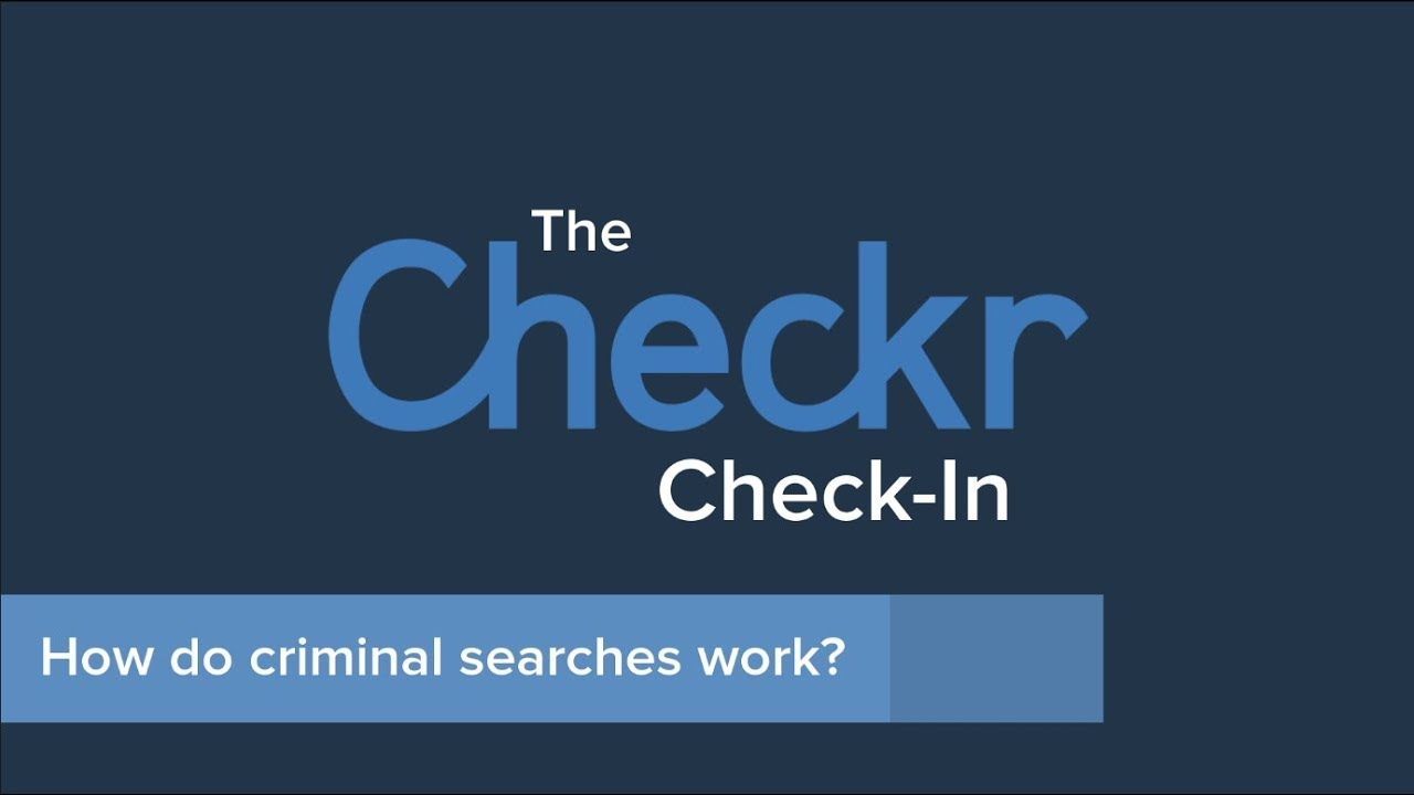 Will A Suspended License Affect A Background Check?