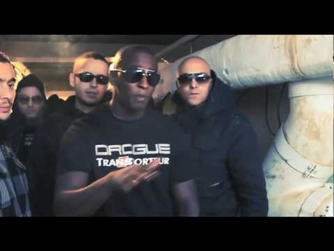 Tero Rho feat. LIM & Zeler - Drogue transporteur (Clip officiel)
