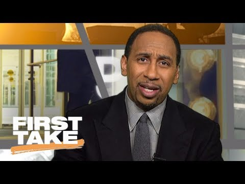 Stephen A. Smith calls out Martavis Bryant for trade request from Steelers | First Take | ESPN