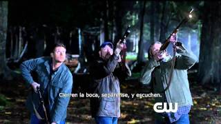 Supernatural 7x09 - How to Win Friends and Influence Monsters Promo SUB (HD)