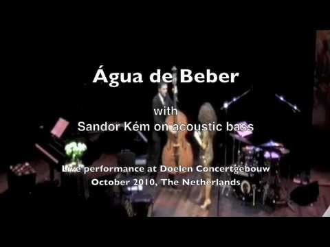 Água de Beber by Maria Mendes Live in Holland