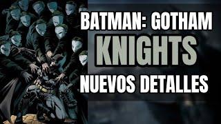BATMAN: GOTHAM KNIGHTS | LA CORTE DE LOS BUHOS LLEGO