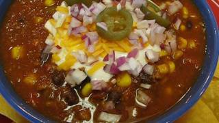 Betty's Easy Tex-mex Turkey Chili