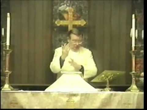 Deaf Church Signed Episcopal Eucharist Part 2 of 3