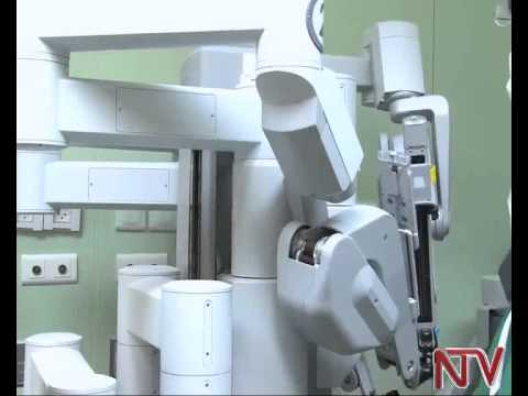 ugandan-mps-marvel-at-robotic-surgical-system-in-israel
