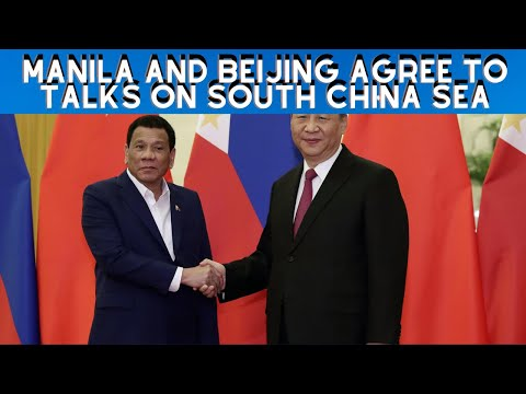 Manila and Beijing agree to resume talks on South China Sea dispute