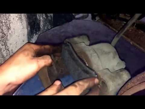 How to: Replace 4th generation Camaro Front Brake Pads 93-02