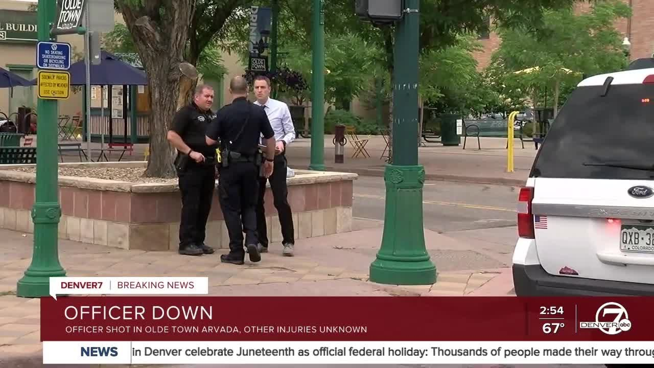 3 killed in Olde Town Arvada shooting, including officer, suspect ...