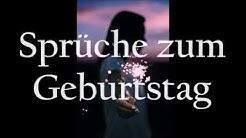 Sprüche Geburtstag // Geburtstagswünsche // Status Sprüche // Status_Sprüche